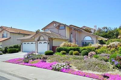 Oceanside Single Family Home For Sale: 5218 Alamosa Park Dr