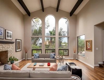 Del Mar Single Family Home For Sale: 4910 Rancho Grande