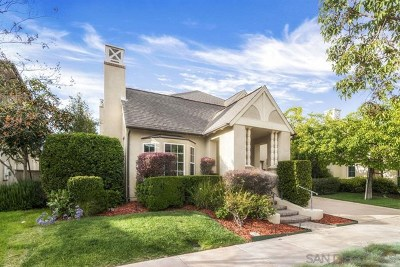 San Diego Single Family Home For Sale: 15632 Via Montecristo