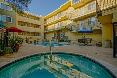 San Diego Single Family Home For Sale: 5055 Collwood Blvd #109