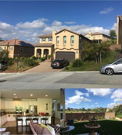 San Marcos Single Family Home For Sale: 1011 Via Santalina