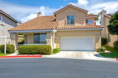 Oceanside Single Family Home For Sale: 492 Blue Sage Way