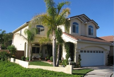Escondido Single Family Home For Sale: 8779 Gracilior Pl