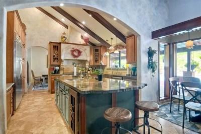 Escondido Single Family Home For Sale: 3119 Quiet Hills Pl