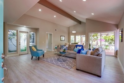 Oceanside Single Family Home For Sale: 5074 Caesena Way