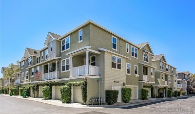 Ladera Ranch Condo/Townhouse For Sale: 64 Valmont Way