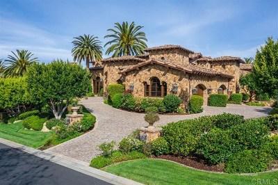 San Deigo, San Diego, San Diego/north Pacific Beach Single Family Home For Sale: 4880 Rancho Del Mar Trail