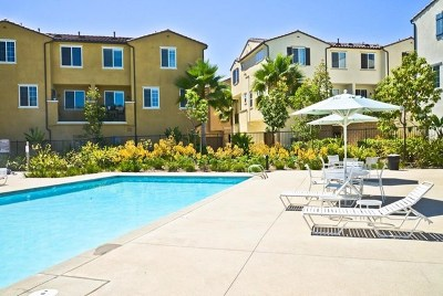 Oceanside Condo/Townhouse For Sale: 5060 Tranquil #103