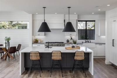 Encinitas Single Family Home For Sale: 1116 Crest Drive