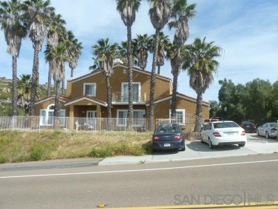 Jamul CA Single Family Home For Sale: $557,293
