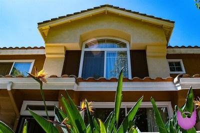 Chula Vista Condo/Townhouse For Sale: 2193 Cabo Bahia