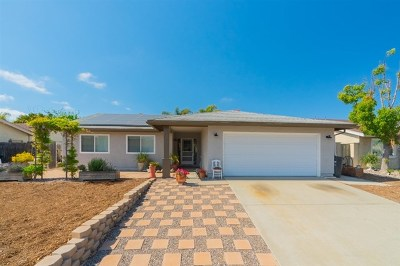 Oceanside Single Family Home For Sale: 3708 Forest Road