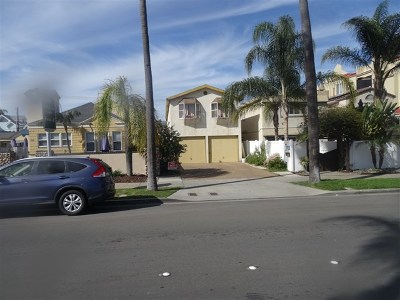 Coronado Multi Family Home For Sale: 248 Orange Ave