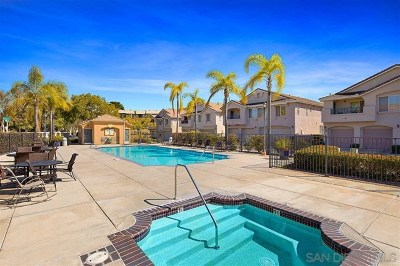 Chula Vista Condo/Townhouse For Sale: 1130 Magellan Way