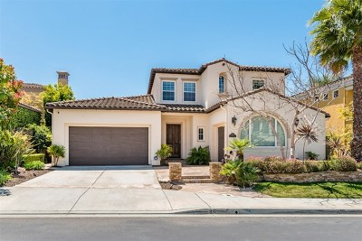 San Diego CA Single Family Home For Sale: $1,750,000