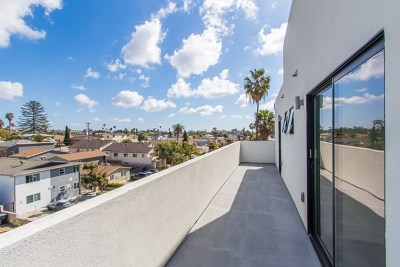 San Diego CA Condo/Townhouse For Sale: $769,000