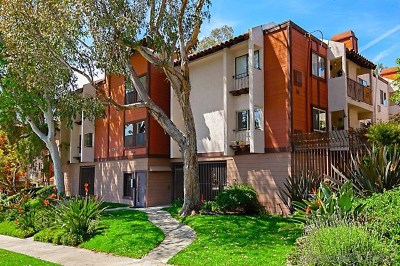 San Diego Single Family Home For Sale: 2950 Broadway #20