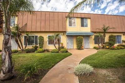 Chula Vista Single Family Home For Sale: 1434 Hilltop Drive #3