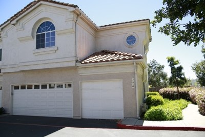 San Marcos Single Family Home For Sale: 1892 Matin Circle #176