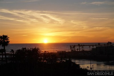 Ocean Side, Oceanside Single Family Home For Sale: 1021 Costa Pacifica #2408