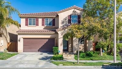 Chula Vista Single Family Home For Sale: 1673 Brezar St.