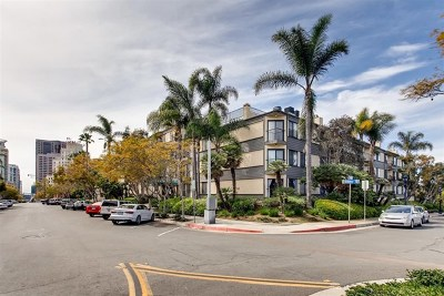 San Diego Single Family Home For Sale: 1650 8th Ave #212
