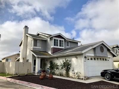 San Diego Single Family Home For Sale: 7960 Tinaja Lane