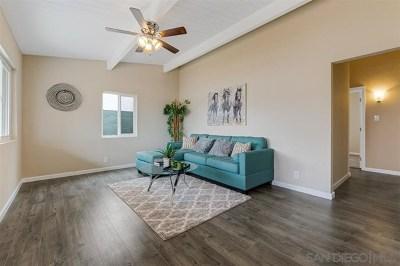 Oceanside Single Family Home For Sale: 1437 Shoshone St