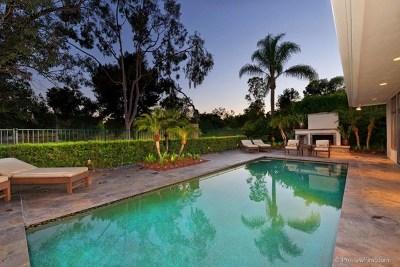 San Diego Single Family Home For Sale: 12339 Fairway Pointe Row