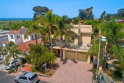 Del Mar Single Family Home For Sale: 12780 Via Esperia