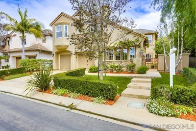 Encinitas Single Family Home For Sale: 705 Rihely Place