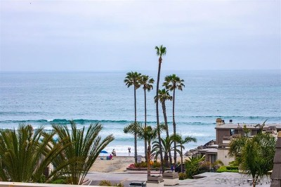 Oceanside Condo/Townhouse For Sale: 999 N Pacific St. #B308