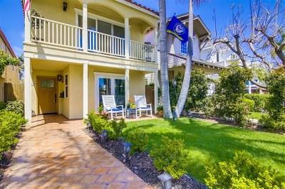 Coronado Single Family Home For Sale: 320 E Ave