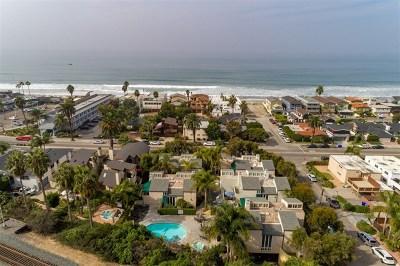 Del Mar Condo/Townhouse For Sale: 1751 Coast Blvd