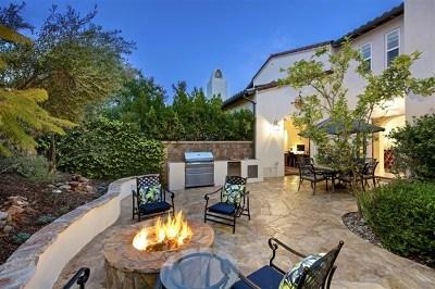 Santaluz Single Family Home For Sale: 7968 Entrada Lazanja
