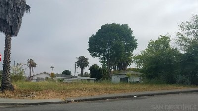 Vista Residential Lots & Land For Sale: 104 Nevada Ave.