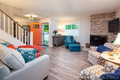 Coronado Single Family Home For Sale: 810 2nd St