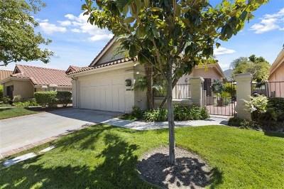 Vista Single Family Home For Sale: 28804 Vista Valley Drive
