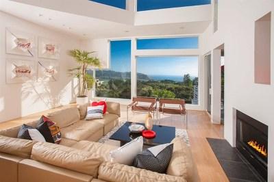 Del Mar Single Family Home For Sale: 13084 Via Grimaldi