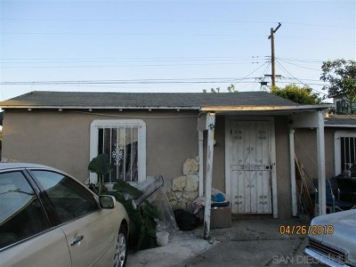 Compton Single Family Home For Sale: 630 W Cressey St