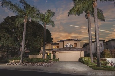 Fairbanks Ranch Single Family Home For Sale: 5245 Caminito Providencia
