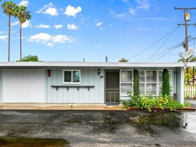 Vista Multi Family Home For Sale: 145 Eaton Way
