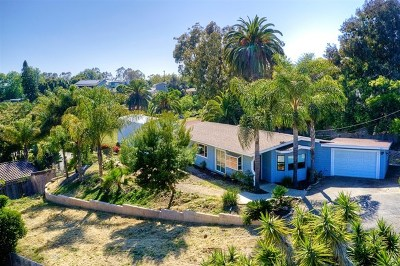 Vista Single Family Home For Sale: 919 Vale View Drive