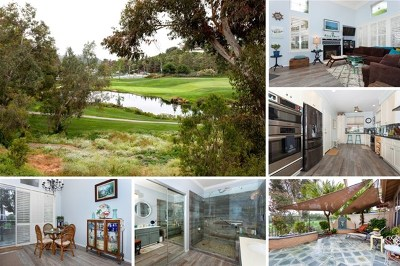 Carlsbad Condo/Townhouse For Sale: 6819 Adolphia Dr