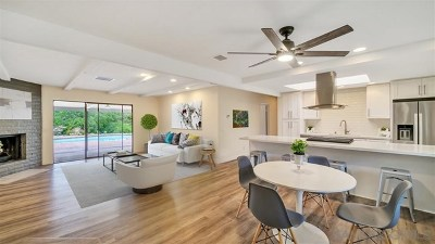 Poway Single Family Home For Sale: 12842 Stone Canyon Rd
