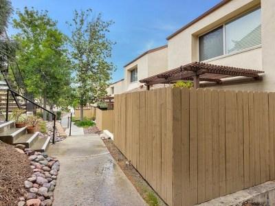 El Cajon Condo/Townhouse For Sale: 1325 Partridge Ave