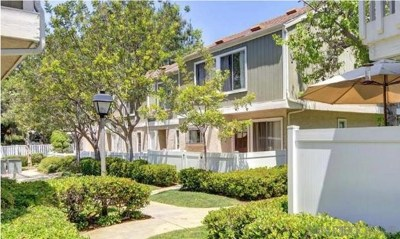 Aliso Viejo Condo/Townhouse For Sale: 73 Abbeywood Ln