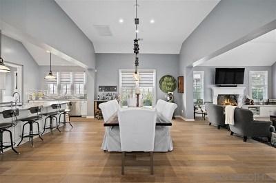 Encinitas Single Family Home For Sale: 1504 Halia Ct