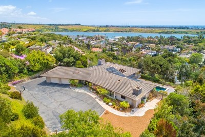 Carlsbad Single Family Home For Sale: 1741 Bruce Rd