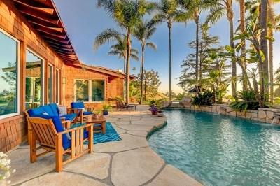 La Mesa Single Family Home For Sale: 4848 La Cruz Pl